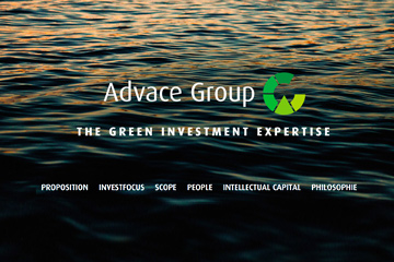 Advace Group GmbHWebseite